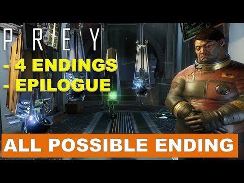 Prey: All possible endings &  Epilogue thumbnail