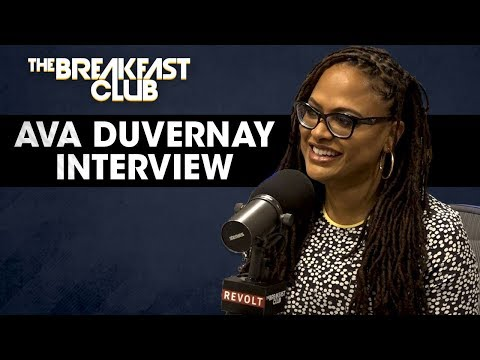 Ava DuVernay Talks 'A Wrinkle In Time', Working With JayZ And Beyoncé  More