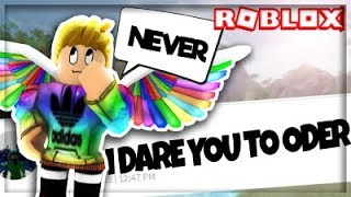 DOING ROBLOX DARES! (Roblox Dares #1)