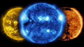 Why Does NASA Observe the Sun in Different Colors?