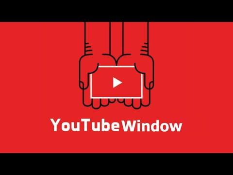 Обзор приложения You Tube Window на ПК