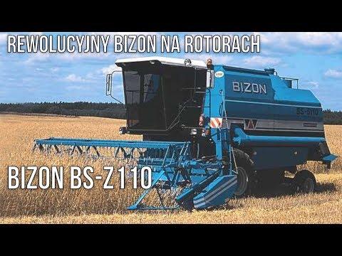 Bizon BS Z110 - Najnowocześniejszy, Rewolucyjny Bizon Na Rotorach! [Matheo780]