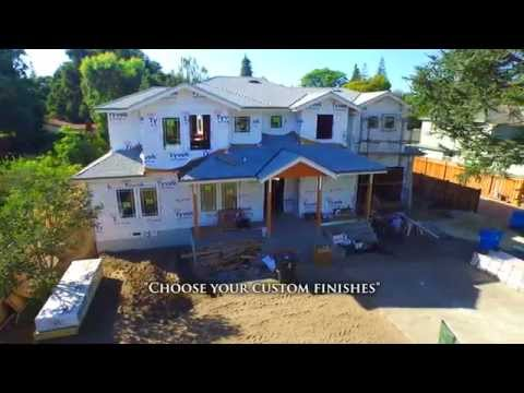 161 Willow Rd  Menlo Park, CA  UNBRANDED by Douglas Thron drone real estate videos