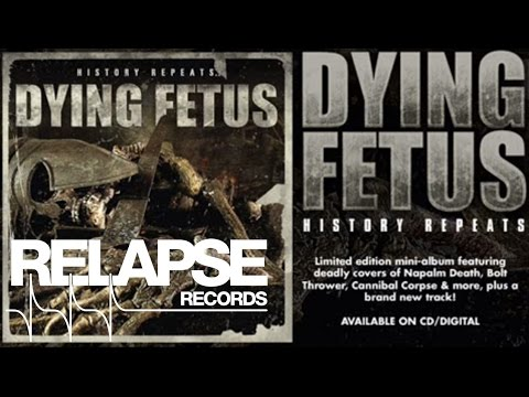 "DYING FETUS - ""Unleashed Upon Mankind"""