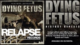 """DYING FETUS – """"Unleashed Upon Mankind"""""""