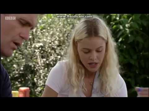 EastEnders - Jack and Ingrid talk about Ronnie (22nd August 2017)