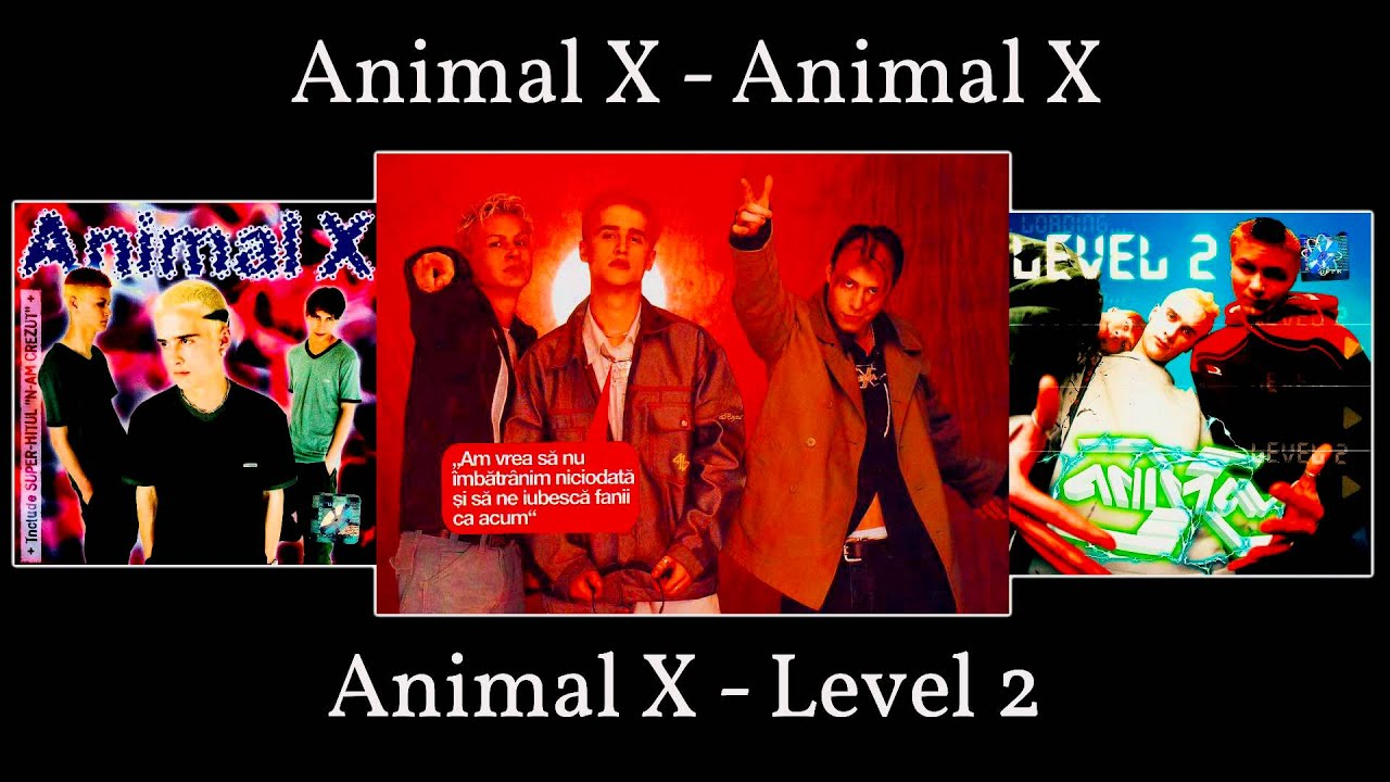 Animal x mix HQ true sound - YouTube