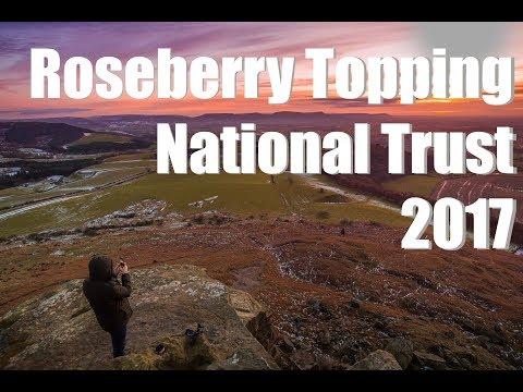 Roseberry Topping   National Trust 2017