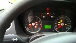 ford focus 1.6 ti-vct kontrolka silnika
