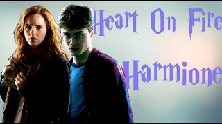 ღ  ● |Harry + Hermione| ● |Heart on Fire| ● ღ