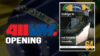 411VM Issue 64 Brazil - Opening