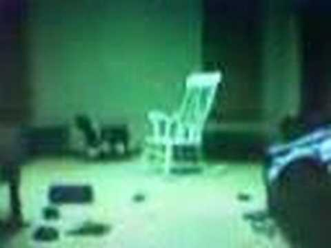 scary rocking chair & scary rocking chair - YouTube