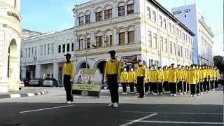 Kontigen JKR Perak Merdeka 2012