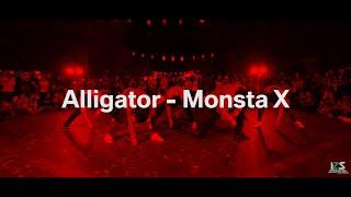 MONSTA X 몬스타엑스 'Alligator' | Cover By MTX7