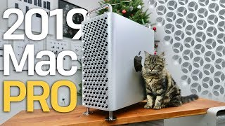 Mac Pro Unboxing & First Impressions! $20,000 Beast!