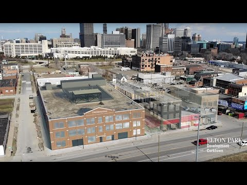 Elton Park Corktown | Upscale Apartments in Downtown Detroit