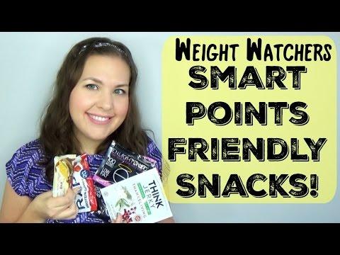 Weight Watchers Smart Points Friendly Snacks!