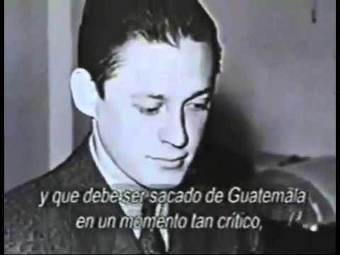 La CIA tras la cabeza de Jacobo Arbenz Guzman en 1944 masterdetikal