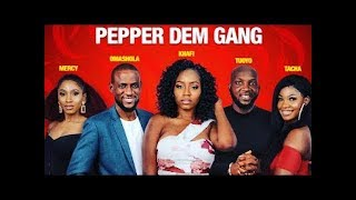 BBNAIJA HOUSEMATES 2019 SEASON 4 - Meet Big Brother Naija Housemates season 4 | pepper dem