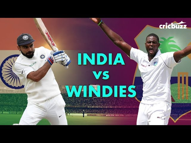 Harsha Bhogle reviews the first Test between India and Windies