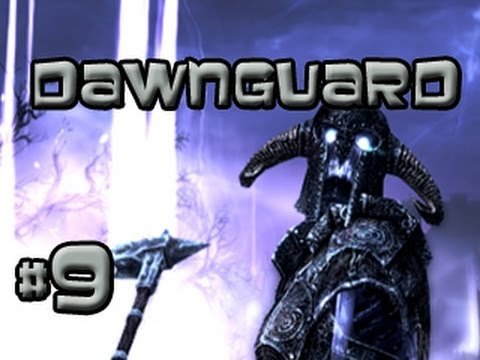 Let's Play The Elder Scrolls V Skyrim: Dawnguard Gameplay - Episode 9: An Unexpected Visitor  