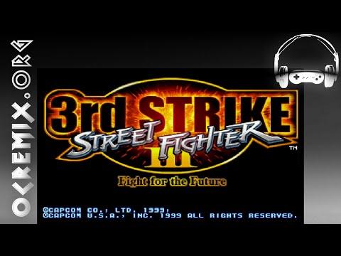 OC ReMix #581: Street Fighter III: 3rd Strike 'Jungle Jazz' [Makoto Stage ~ Spunky] by McVaffe