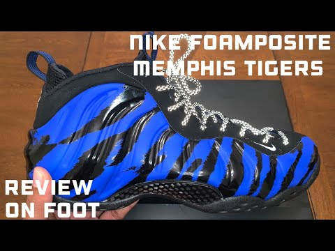 Another Look At The Nike Air Foamposite One University Blue?