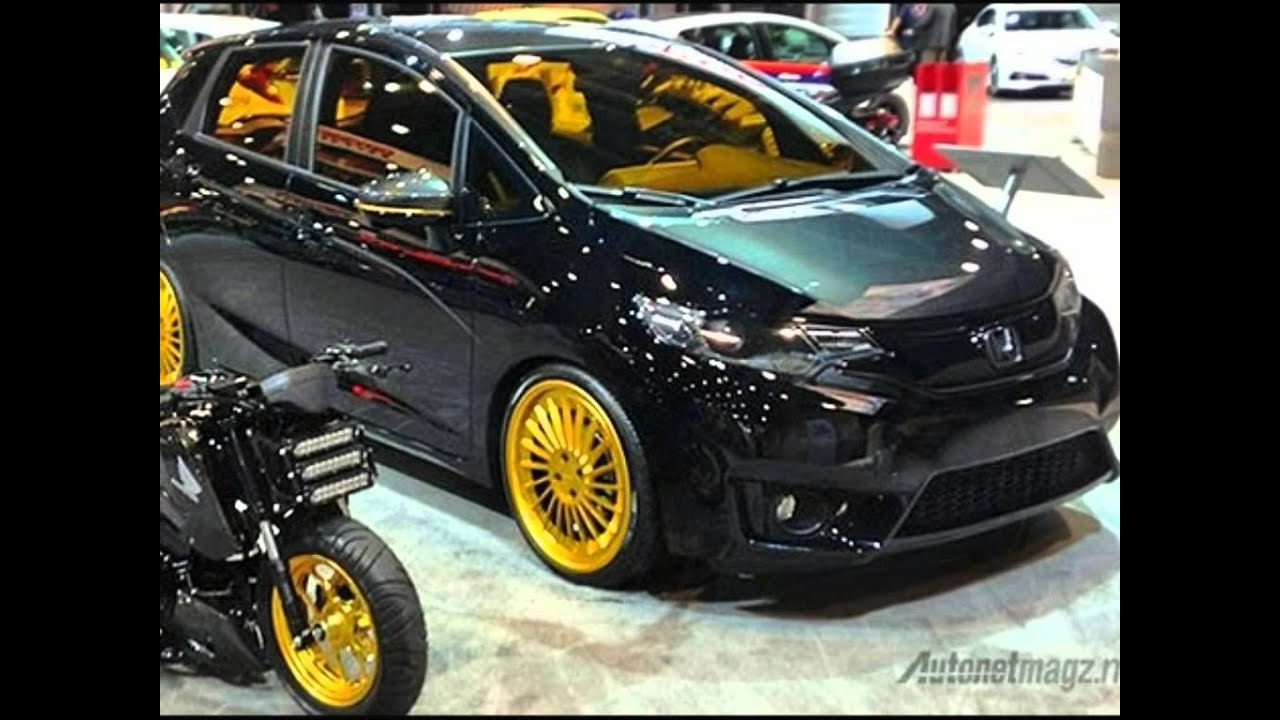 Modified S2000 >> Woow!! Best Honda Jazz Modification Ever!! Amazings Cars Modification!! - YouTube