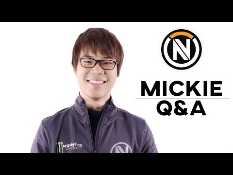 """Overwatch - Q&A - """"Mickie"""""""
