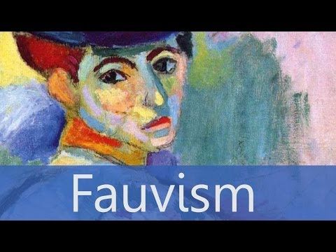 Fauvism - Overview - Goodbye-Art Academy