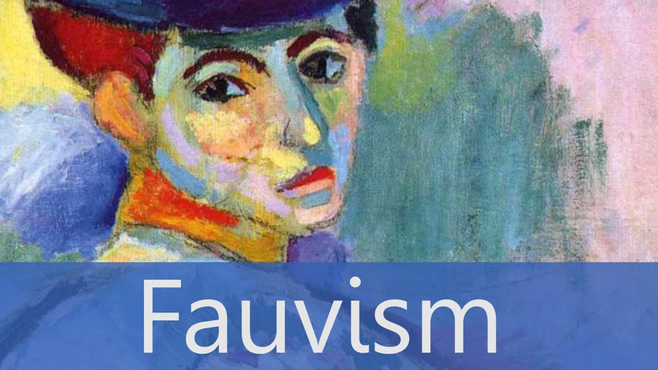 Art Fauvism Paintings