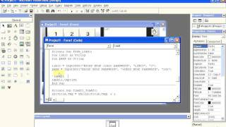 How to Create A SECURITY SYSTEM CODE In Visual Basic 6.0