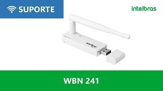 Instalação driver WBN 241 e WBN 300 - i3174