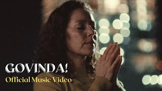 GOVINDA! by Jahnavi Harrison [OFFICIAL Music Video]
