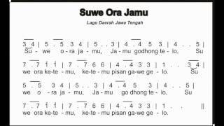 Lagu Anak Anak Suwe Ora Jamu.flv