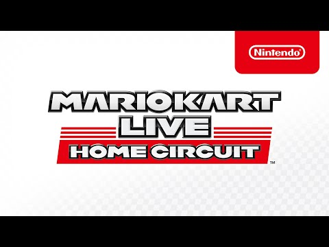 Mario Kart Live: Home Circuit – Disponible le 16 octobre ! (Nintendo Switch)