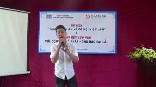 Người ấy (Nguyễn Tuấn Huy lớp KTCBMA K15) 05/06/2016 - Trung cấp Đông Đô