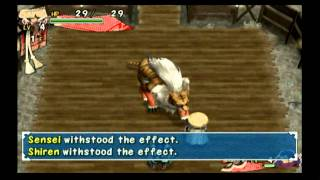 CGRundertow - SHIREN THE WANDERER for Nintendo Wii Video Game Review