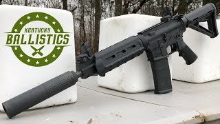 Full Auto AR-15 vs Salt Blocks (Full Auto Friday)
