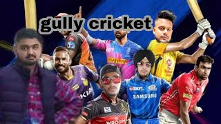 GULLY CRICKET || LAUGH HACKERS || FUNNY VIDEO