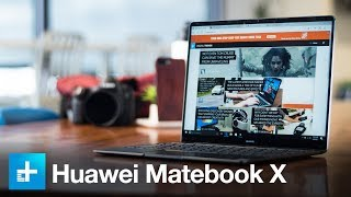 Huawei Matebook X - Hands On Review