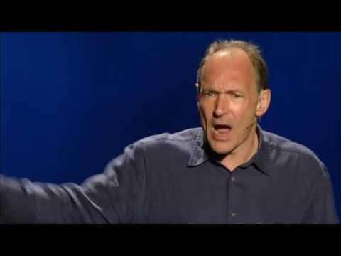 TED Talk: Sir Tim Berners-Lee - The Next WEB