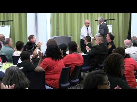 Bridgeport Stop The Violence Meeting