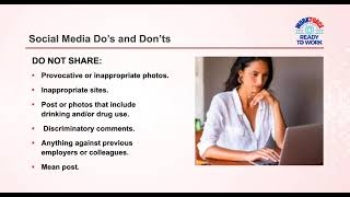 Professional Email and Social Media Accounts