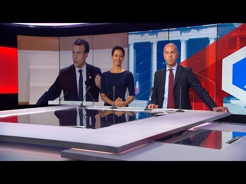 One Planet Summit: How France's Macron became 'Mister Climate'