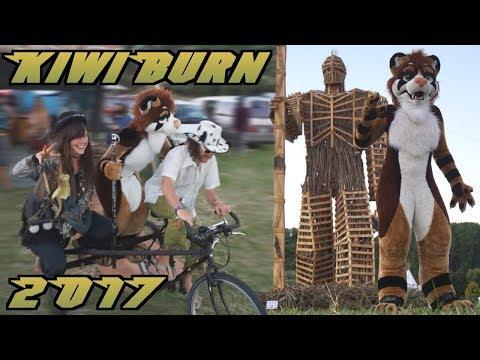 Sparky @ !KiwiBurn! 2017
