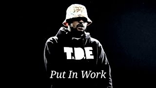 Schoolboy Q x Asap Ferg Type Beat- Put In Work *New 2015* (Prod. Fxrbes Beats)