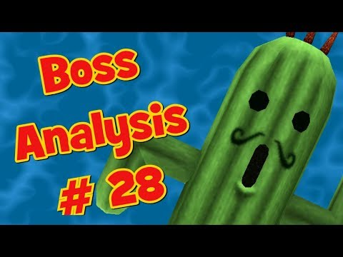 Boss Analysis # 28