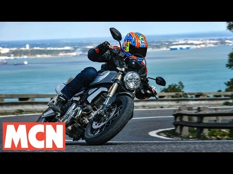 DUCATI SCRAMBLER 1100 | First Rides | Motorcyclenews.com