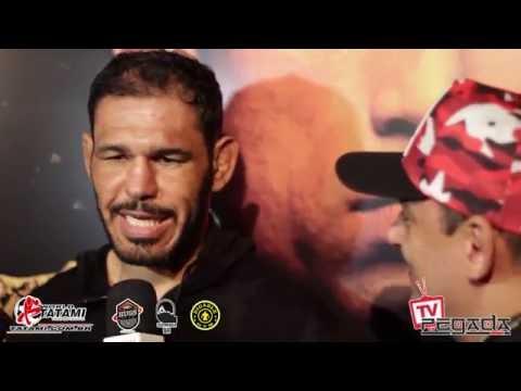 TV Pegada #0022 - UFC 198 Werdum x Miocic Entrevistas